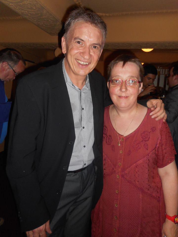 Avec Françoise - 14 juin 2014