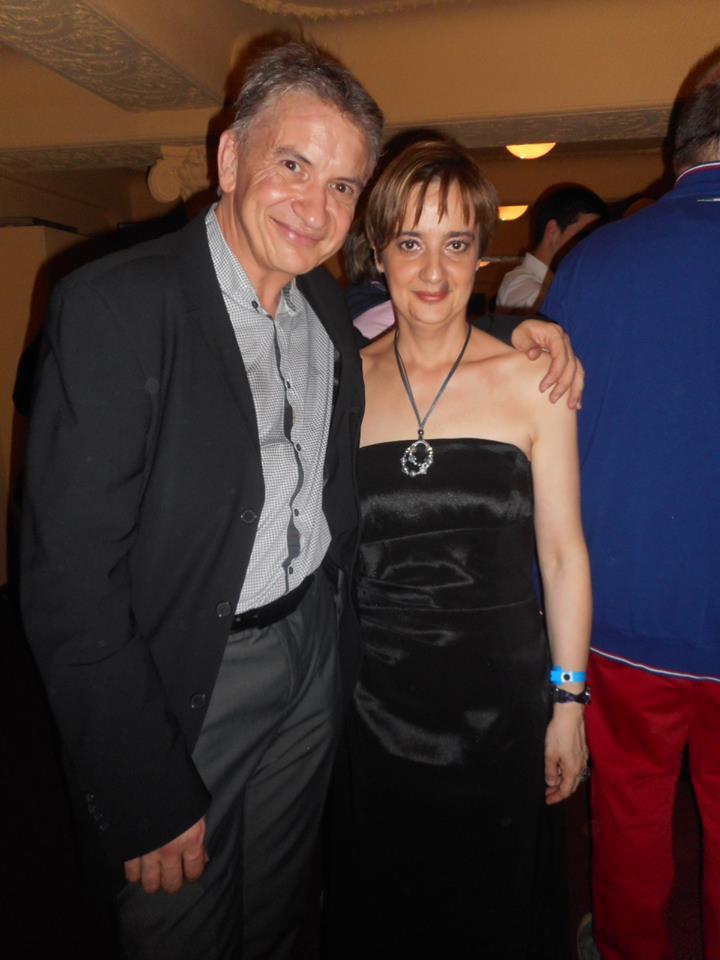 Avec Isabelle - 14 juin 2014