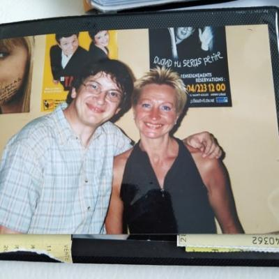 Avec Elise - 2003