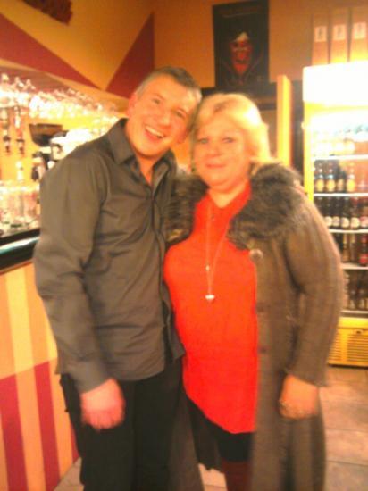 Avec Simone - 28 avril 2012
