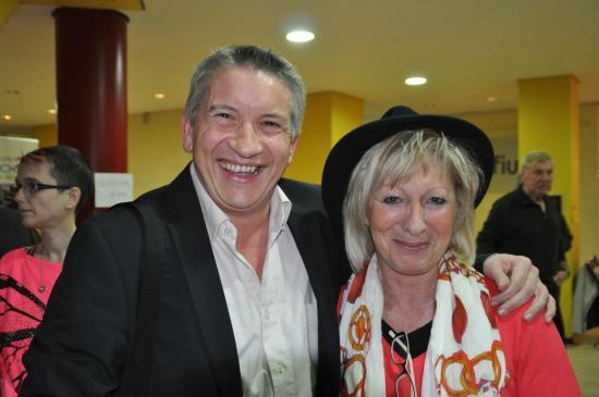 Avec Patricia - 18 février 2013