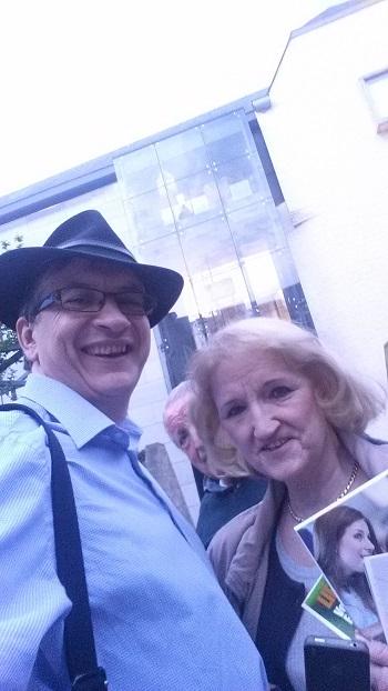 Avec Josette - 21 avril 2016