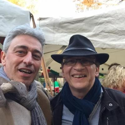 Avec Giovanni - 1er mai 2016