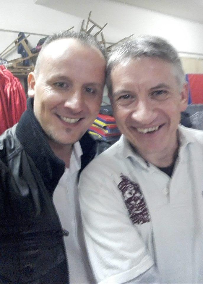 Avec Jean-Marie - Le 22 octobre 2016