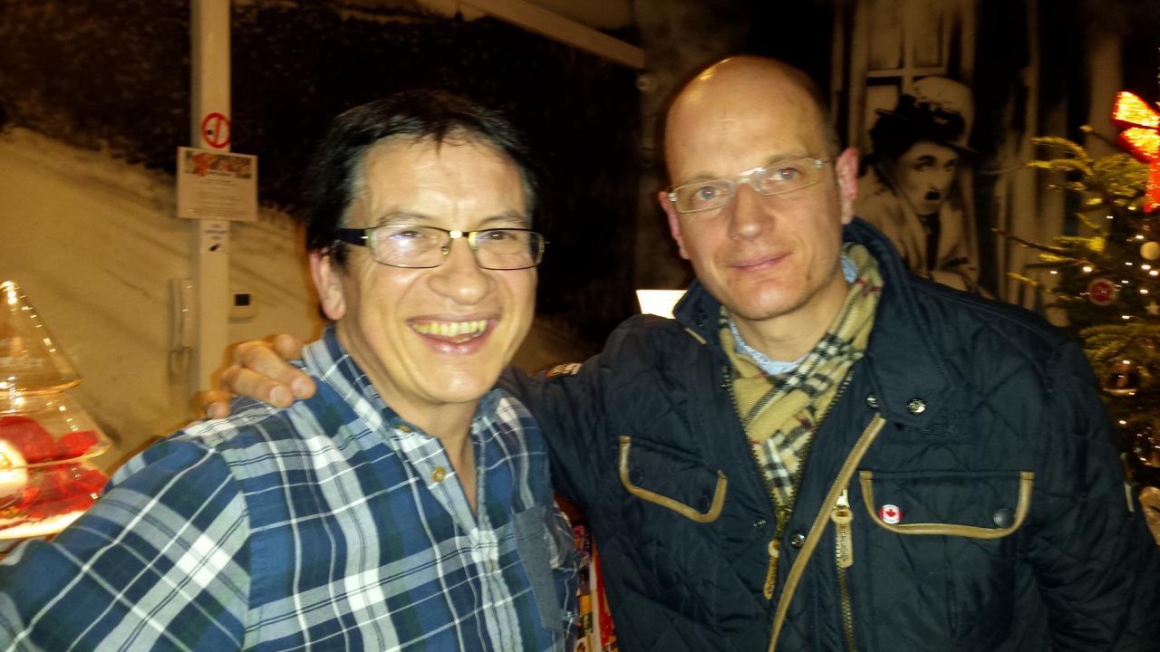 Avec Pierre - Le 27 décembre 2016