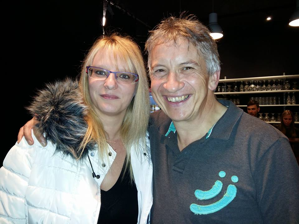 Avec Sylvie - 1er novembre 2017