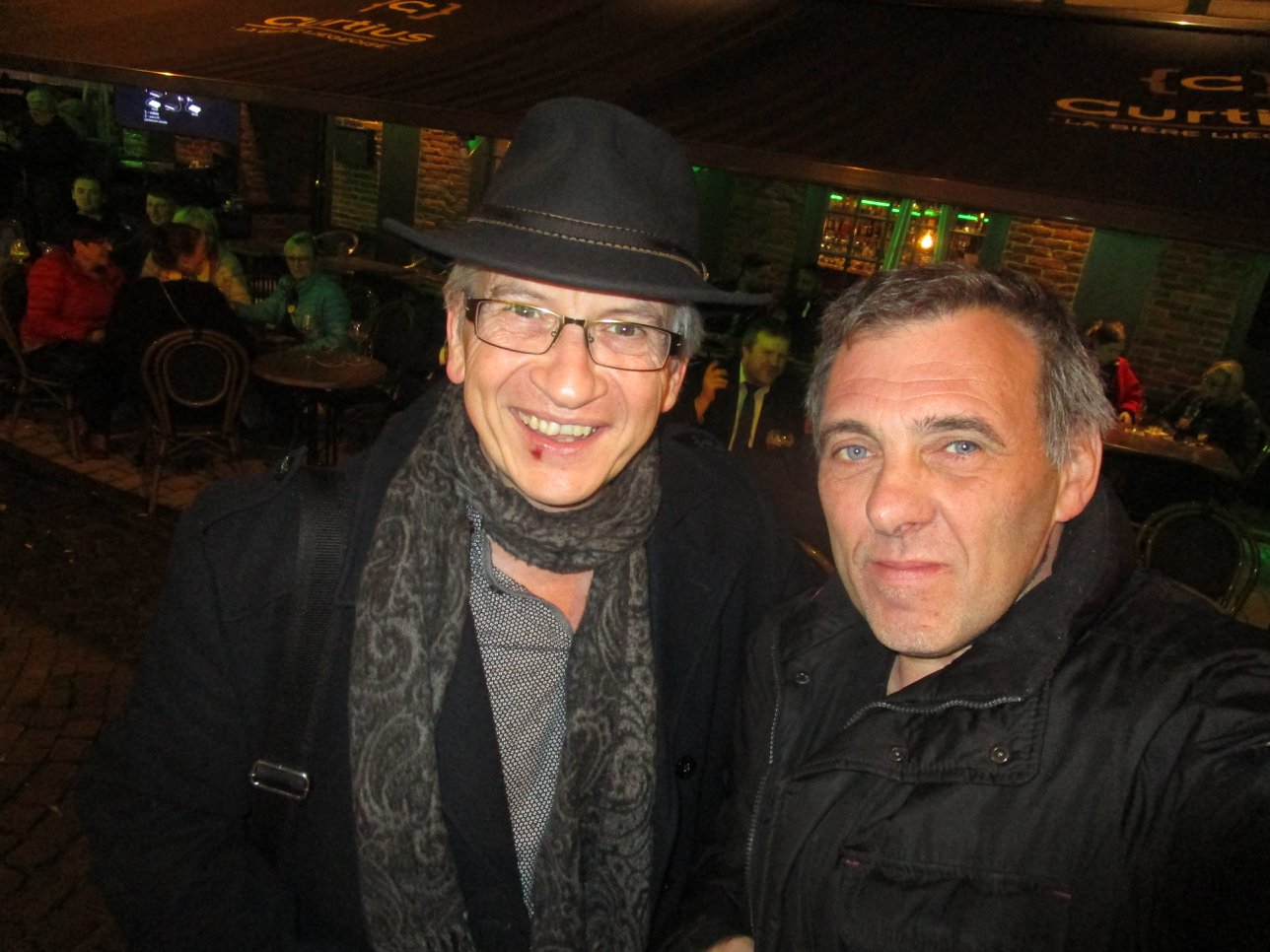 Avec Marc - 6 novembre 2018