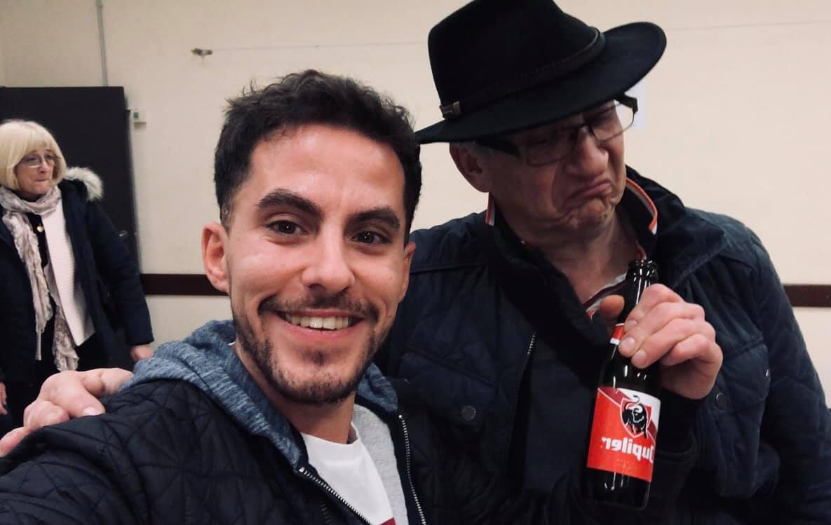 Avec Bryan - Le 25 janvier 2019