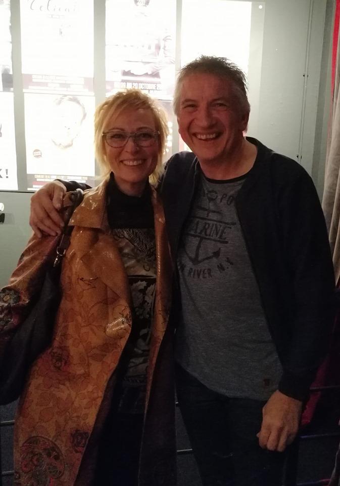 Avec Nathalie - Le 23 octobre 2019