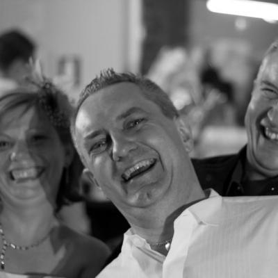 Avec Aurore et Pierre et tous mes voeux de bonheur évidemment!