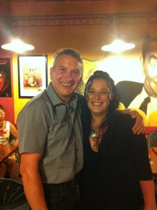 Avec Cath - 11 août 2012