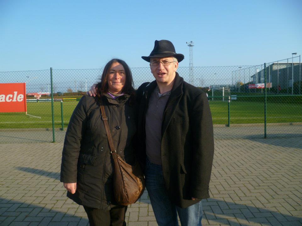Avec Chantal - 11 novembre 2011