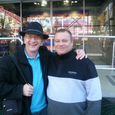 Avec Michel - 10 octobre 2012