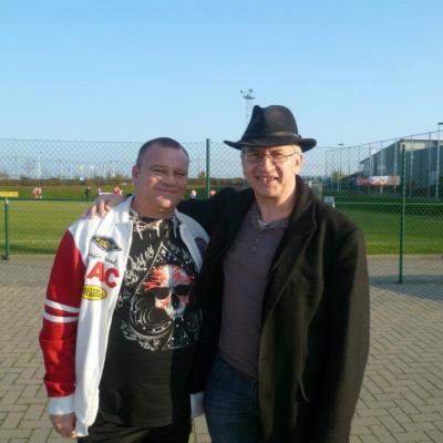 Avec Michel - 11 novembre 2011