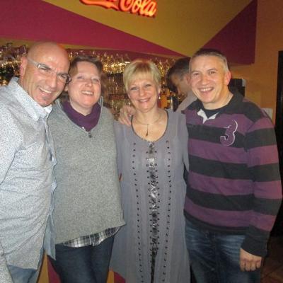 Avec Modeste & Marie-Christine - 30 novembre 2012