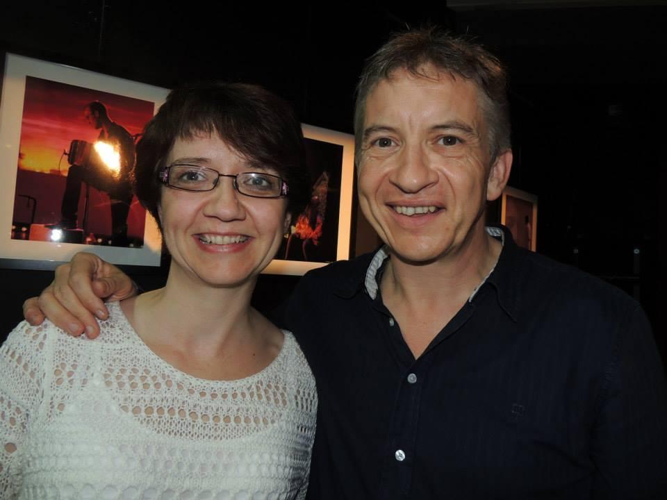 Avec Sandrine - 6 septembre 2014