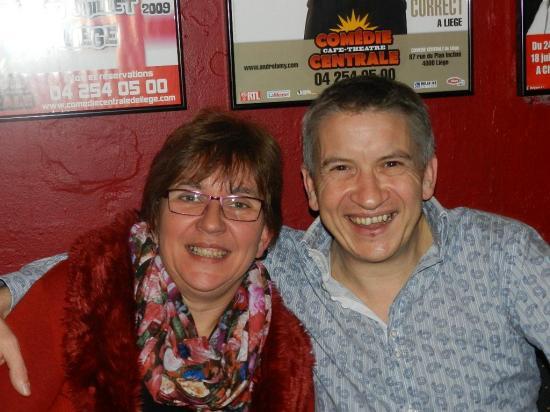 Avec Sonia - 31 mars 2013