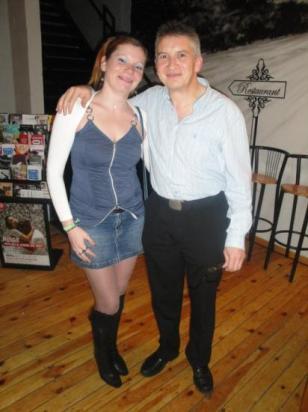 Avec Aurore (ou Mélusine, c'est selon...) - 2010