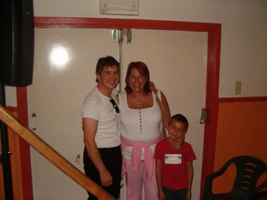 Avec Domi et Benjamin - 2006