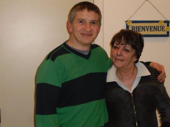 Avec Françoise - 2010