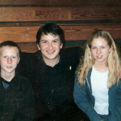 Avec Jack et Tamara - 1995