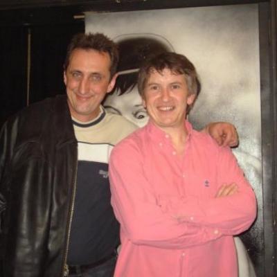 Avec Jean-Claude - 2009