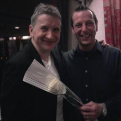 Avec Jean-Yves - 2010