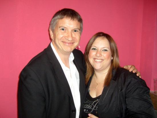 Avec Krystal - 2010