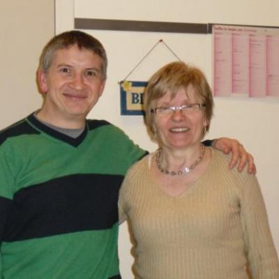 Avec Maggy - 2010