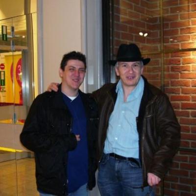 Avec Marc - 2010