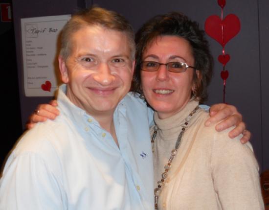 Avec Véronique - 14 février 2011