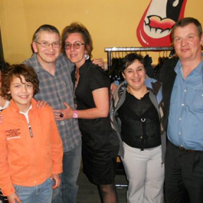 Avec Véronique, Jo, Henri & Co - 26 mars 2011