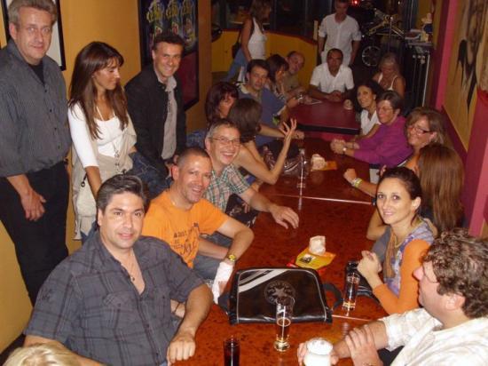 Avec un groupe O.V.S. - 2010