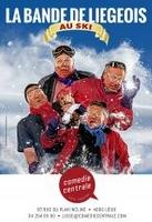 La bande de liegeois au ski