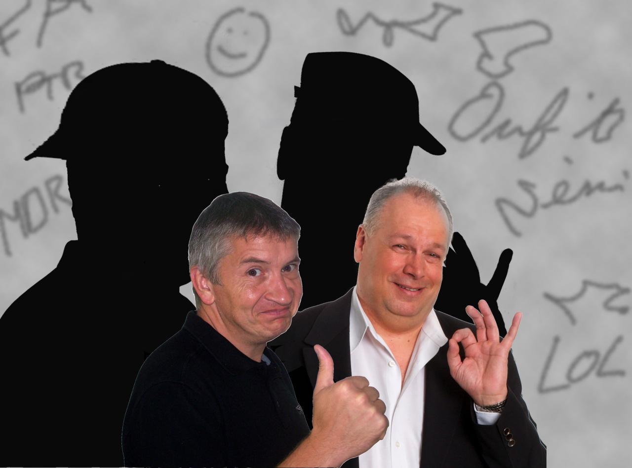 Ouf'ti & Nèni - Didier Boclinville et Pierre Theunis